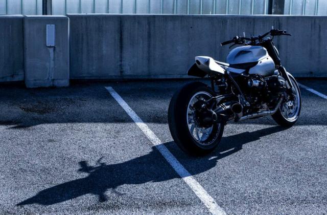 BMW RnineT do vuot xa tuong tuong theo nguyen tac cua Ortolani Customs - 8