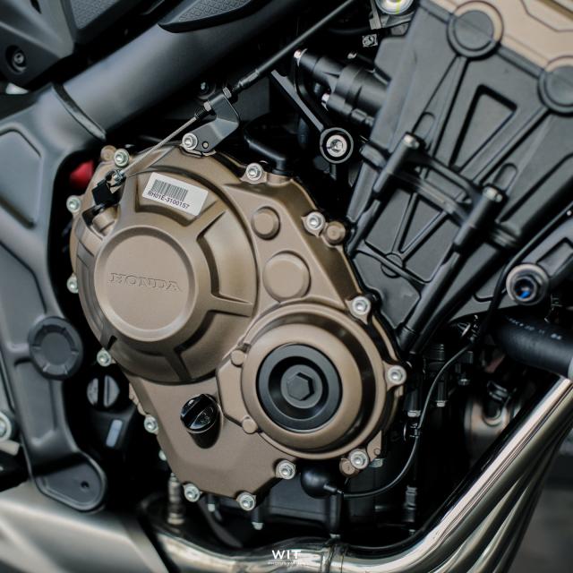Honda CB650R 2021 trong bo anh chi tiet nhung diem doi moi so voi phien ban cu - 7