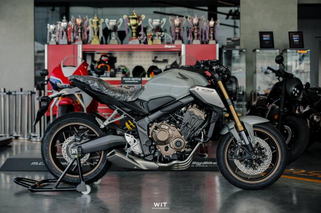 Honda CB650R 2021 trong bo anh chi tiet nhung diem doi moi so voi phien ban cu - 10
