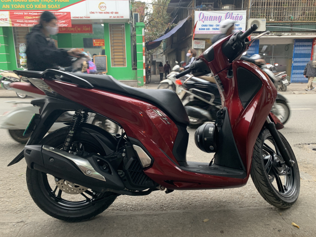 Chinh chu ca nhan can ban xe sh 150 abs cuoi 2018 - 5