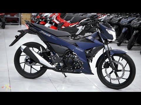 Chuyen Thanh Ly Xe may Suzuki Satria 150 Nhap Khau hai quan Gia re lh 0777485772 - 5