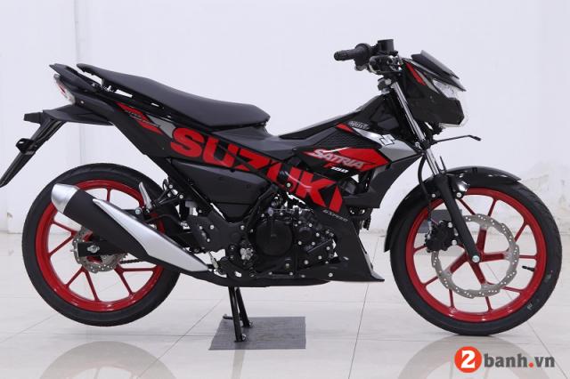 Chuyen Thanh Ly Xe may Suzuki Satria 150 Nhap Khau hai quan Gia re lh 0777485772 - 10