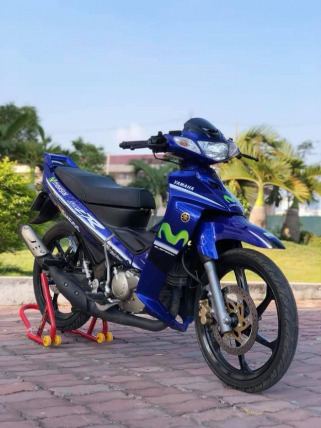 Chuyen Thanh Ly Xe may Yamaha Yaz 125 Nhap Khau hai quan Gia re - 4