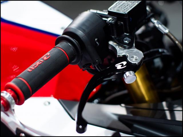 Can canh hai chiec CBR150R 2021 do chinh hang tu Honda - 9