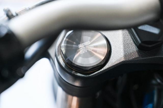 Honda CB650R 2021 Danh gia thuc te nhung thay doi tren xe - 10