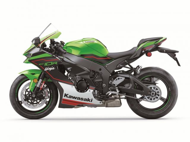 Kawasaki Ninja ZX10R 2021 ra mat Chau A vao cuoi quy 1 nam nay - 5