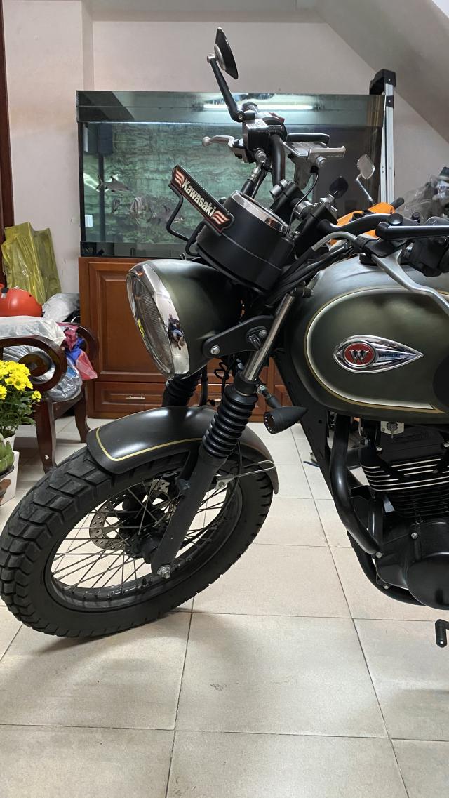 Kawasaki W175 - 5