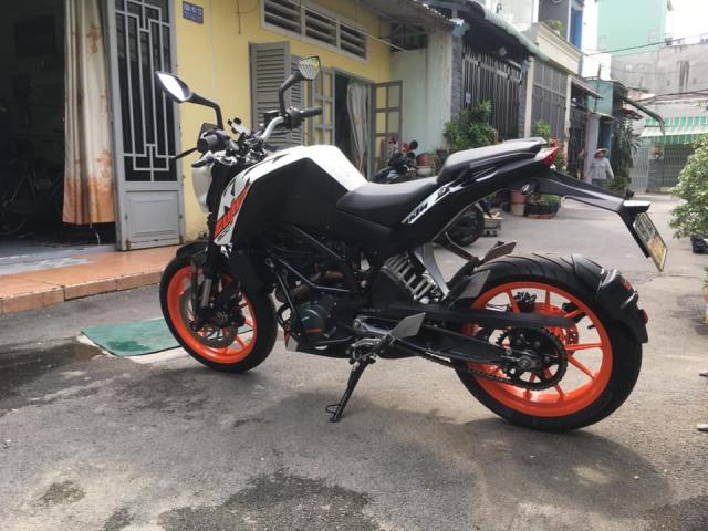 Ktm duke 200 1 chu dap thung toi gio Dk giua 2019 - 6
