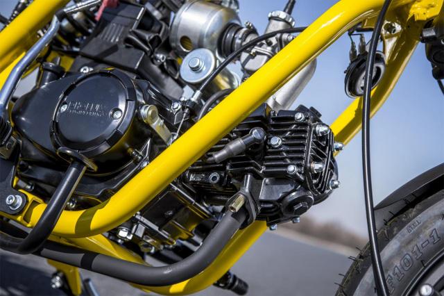 Phoenix Engineering Gunner 50 Chiec xe danh rieng cho dan choi thu thiet - 12