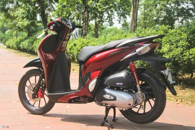 Thanh Ly Honda Sh 150i CBS Doi 2020 Gia 32Trieu Xe May Gia Re Xe May Nhap Khau - 15
