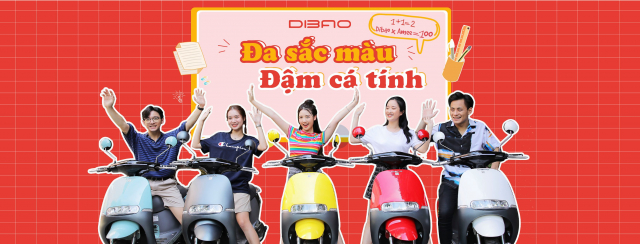 Xe Ga 50cc Dibao Gofast 2020 - 2