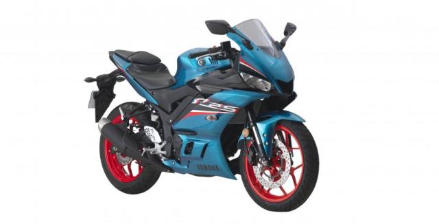 Yamaha R25 2021 chinh thuc trinh lang mau moi voi gia tu 114 trieu dong - 3