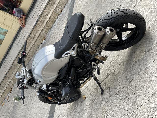 _ Moi ve BMW R NineT ABS Scrambler HQCN Dang ky 62017 chinh chu odo 6300km dung chuan - 5
