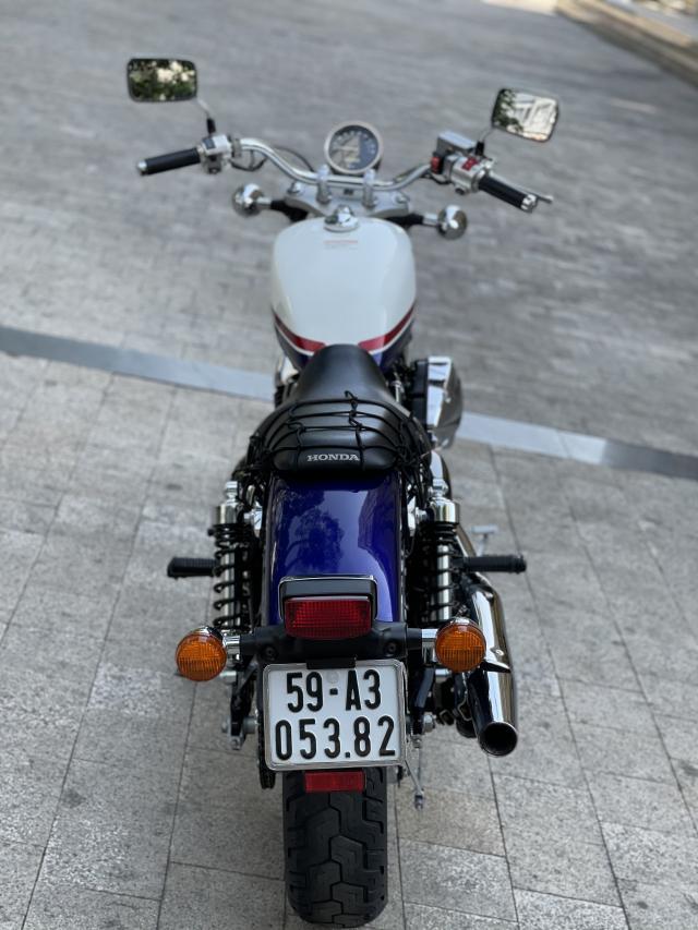 _ Moi ve Honda VT750S Dang ky lan dau 2015 HQCN chinh chu odo dung chuan 12500 km Xe dep moi