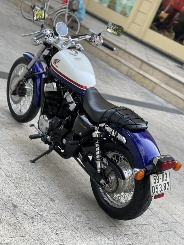 _ Moi ve Honda VT750S Dang ky lan dau 2015 HQCN chinh chu odo dung chuan 12500 km Xe dep moi - 7