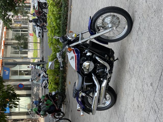 _ Moi ve Honda VT750S Dang ky lan dau 2015 HQCN chinh chu odo dung chuan 12500 km Xe dep moi - 9