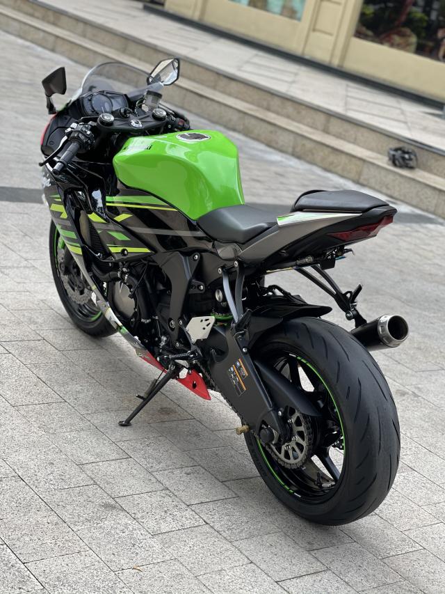 _ Moi ve Kawasaki Ninja ZX6R ABS ban KRT HQCN Dang ky 2020 chinh 1 chu odo dung chuan 9500km - 3