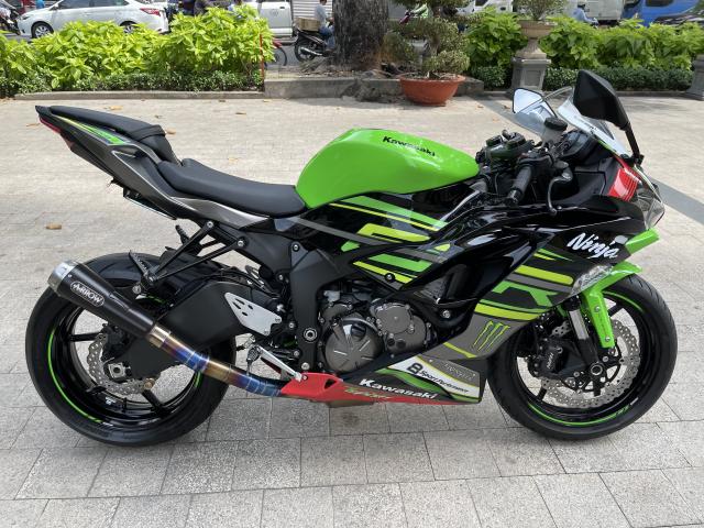 _ Moi ve Kawasaki Ninja ZX6R ABS ban KRT HQCN Dang ky 2020 chinh 1 chu odo dung chuan 9500km - 4
