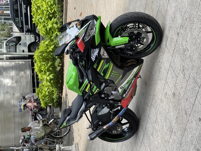 _ Moi ve Kawasaki Ninja ZX6R ABS ban KRT HQCN Dang ky 2020 chinh 1 chu odo dung chuan 9500km - 5