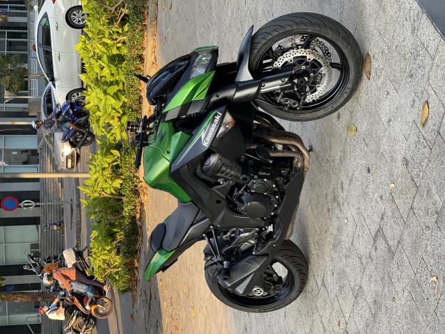 _ Moi ve kawasaki Z1000 ABS HQCN Date 2013 chinh chu bien so bao Dep 59 A3 03355 odo 22k - 4