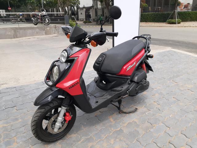 Ban xe Yamaha BWS Tang them non bao hiem nguyen dau con rat moi - 2