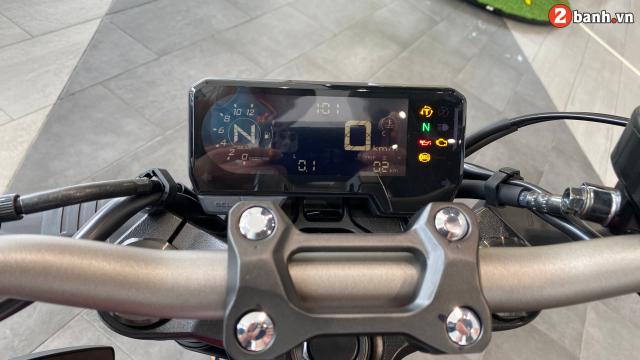 Can canh Honda CB650R 2021 vua ve toi dai ly - 5