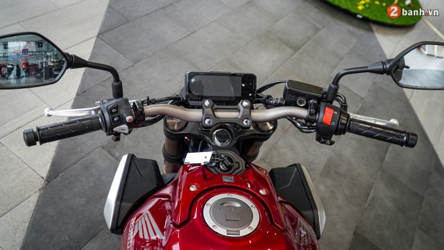 Can canh Honda CB650R 2021 vua ve toi dai ly - 6