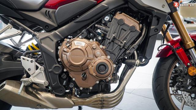 Can canh Honda CB650R 2021 vua ve toi dai ly - 21