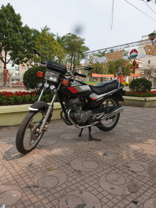 CB125T Sieu dep - 6