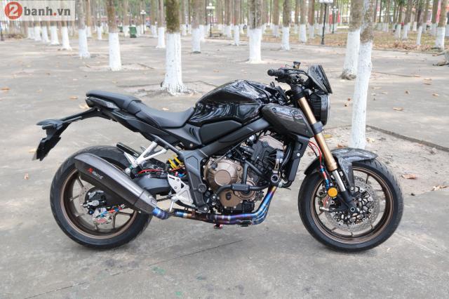 Honda CB650R do cuon hut don xuan Tan Suu - 9