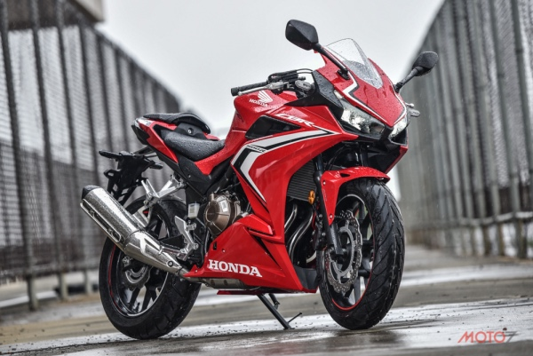 Danh gia Honda CBR500R voi 3 uu diem va 2 nhuoc diem lon