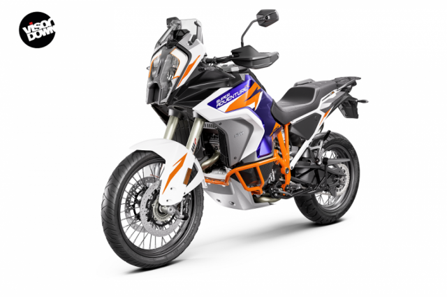KTM 1290 Super Adventure R 2021 chinh thuc trinh lang - 7