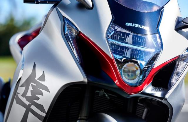 Suzuki Hayabusa 2021 lo dien day du thong so ky thuat va gia ban - 3