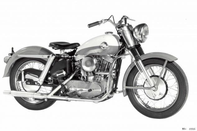 10 Chiec HarleyDavidson mang tinh cach mang cua thuong hieu My - 5