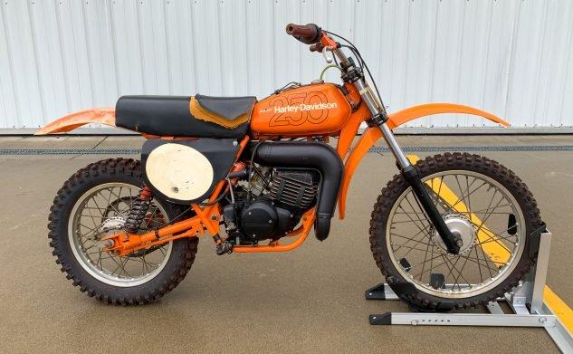 10 Chiec HarleyDavidson mang tinh cach mang cua thuong hieu My - 7