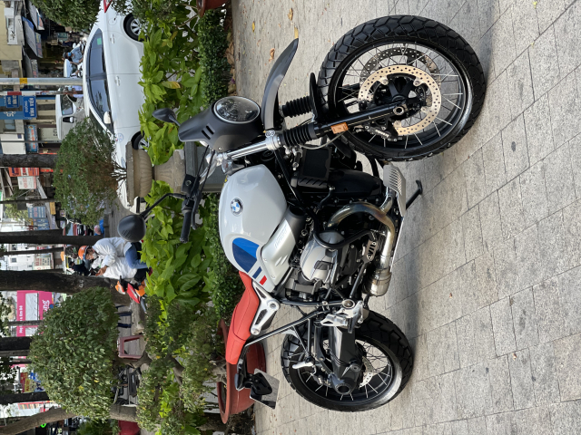 _ Moi ve Xe BMW R NineT Urban GS specs 1200 ABS HQCN Dang ky 2019 chinh chu odo 7700km xe moi - 6