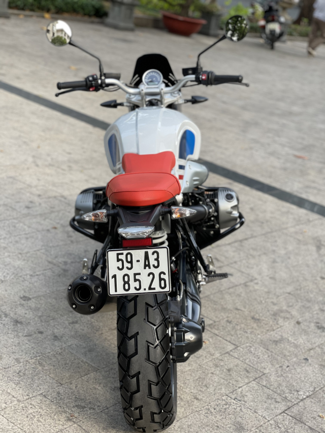 _ Moi ve Xe BMW R NineT Urban GS specs 1200 ABS HQCN Dang ky 2019 chinh chu odo 7700km xe moi - 7