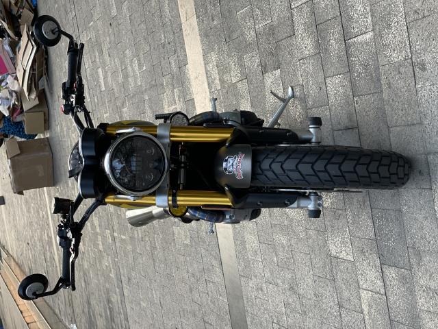 _ Moi ve xe Triumph Thruxton R ABS 1200cc HQCN Dang ky 32017 chinh chu odo dung chuan 5900km - 10