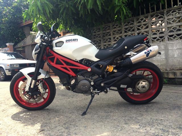 _Chiec Ducati Monster S2R S_doi 2019_