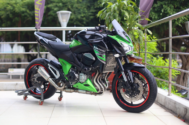 Ban Kawasaki Z800 2015 dep xinh - 12