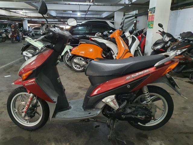 Ban Honda Click 2010 Chinh Chu - 5