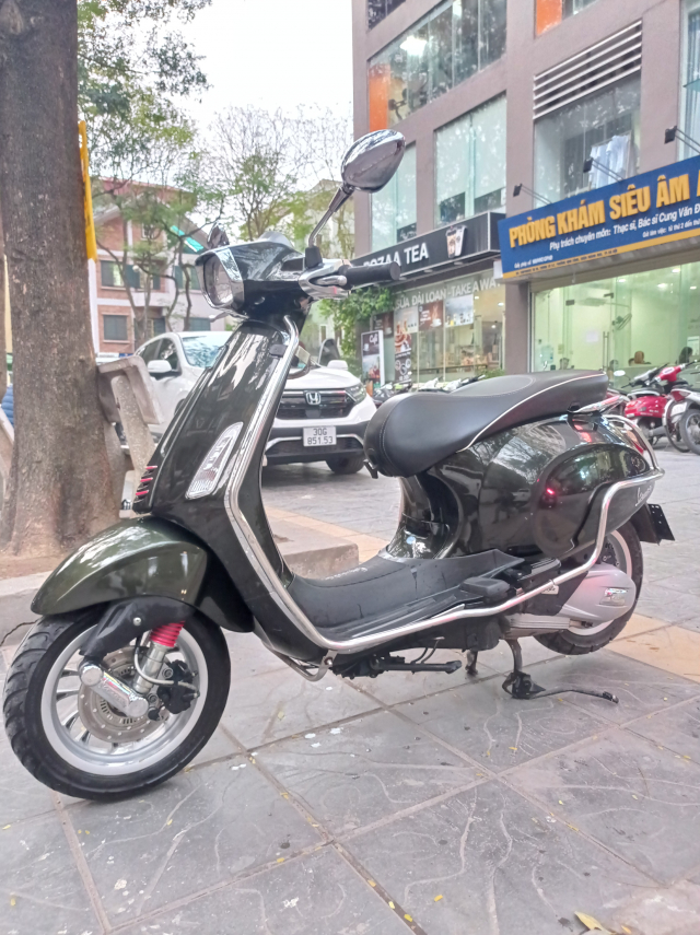 Ban xe Sprint ABS iget chinh chu cuoi 2017