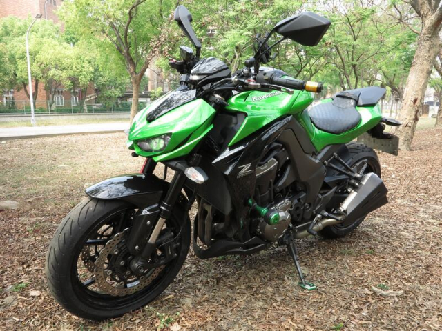 Can Ban Kawasaki Z1000 Nam 2017_