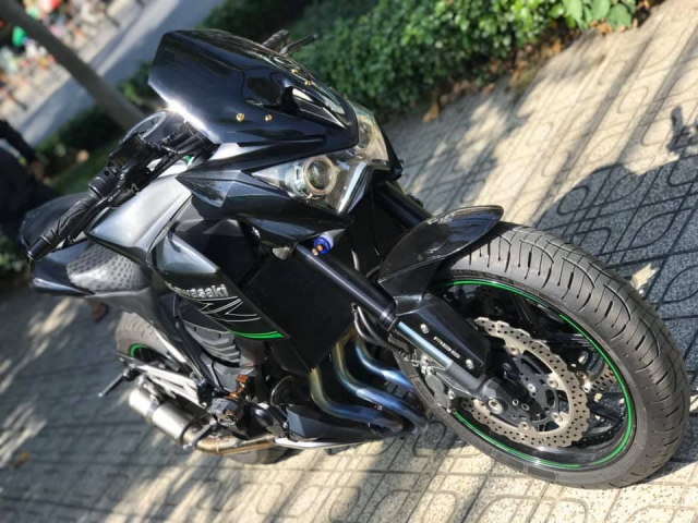 CAN BAN Z800 ABS 2016 - 2