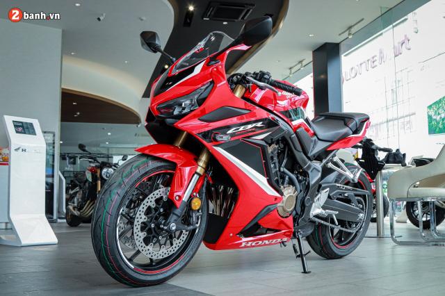 Can canh Honda CBR650R 2021 moi tai Viet Nam