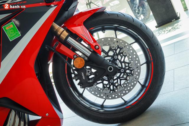 Can canh Honda CBR650R 2021 moi tai Viet Nam - 16