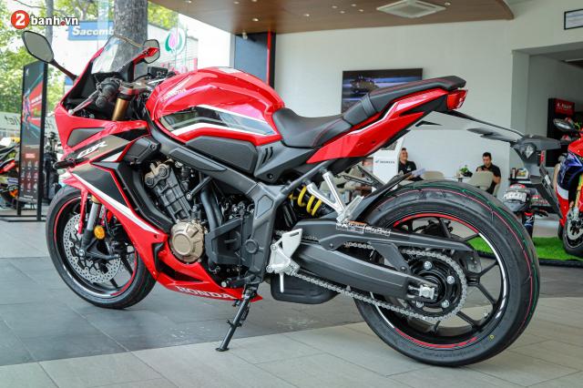 Can canh Honda CBR650R 2021 moi tai Viet Nam - 14