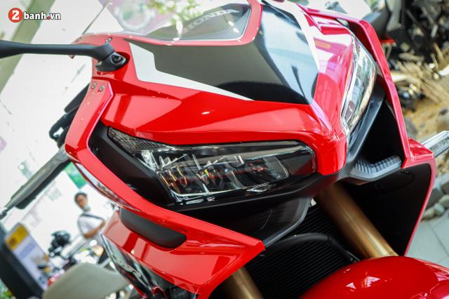 Can canh Honda CBR650R 2021 moi tai Viet Nam - 3