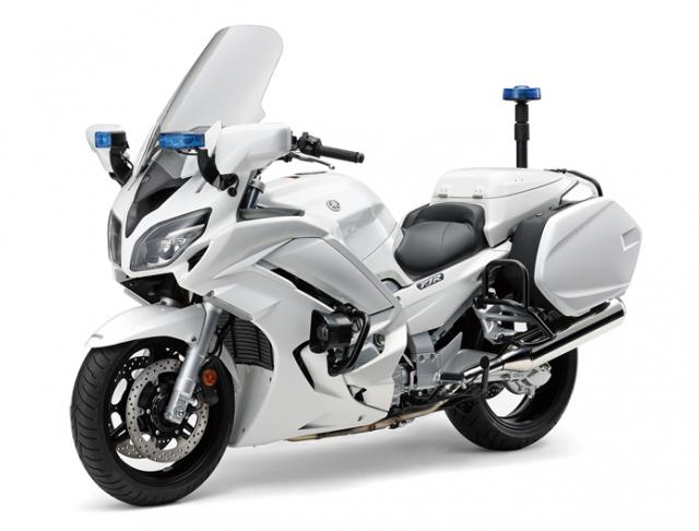 Canh sat Malaysia duoc trang bi Yamaha FJR1300P - 3