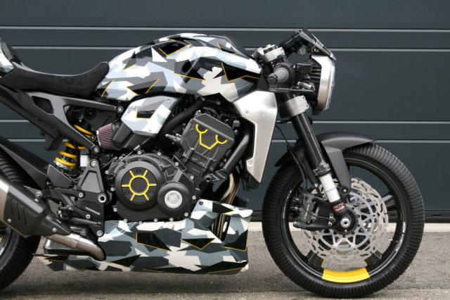 Honda CB1000R do cuc chat den tu ARCTOS - 9